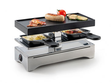 Raclette 1 or 2