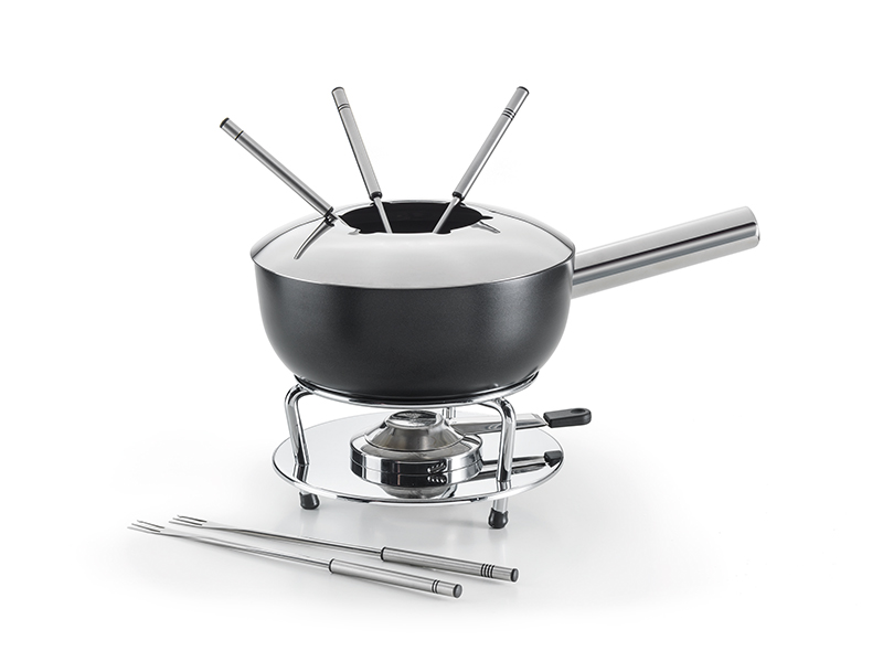 Fondue-Set 3-in-1